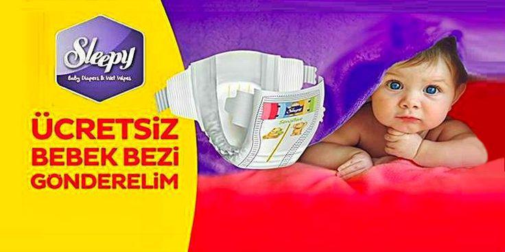 Sllepy sitesinde bulunan formu dolduran ilk 50.000 kişiye Sleepy Sensitive bebek bezi ve alt değiştirme örtüsünden oluşan hediye paketini üçretsiz kargo şeklinde gönderiyor.