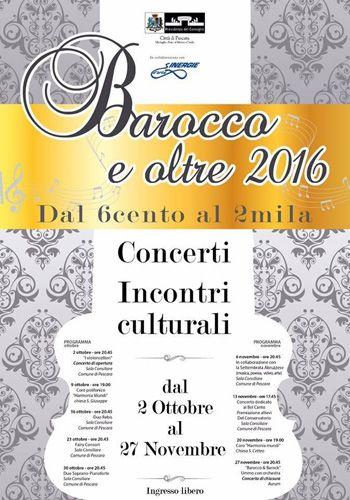 La Settembrata Abruzzese protagonista del Festival Barocco e Oltre