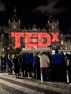 TEDx Projections!