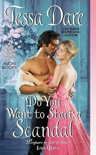 The Eater of Books!: Review: Do You Want to Start a Scandal by Tessa Dare