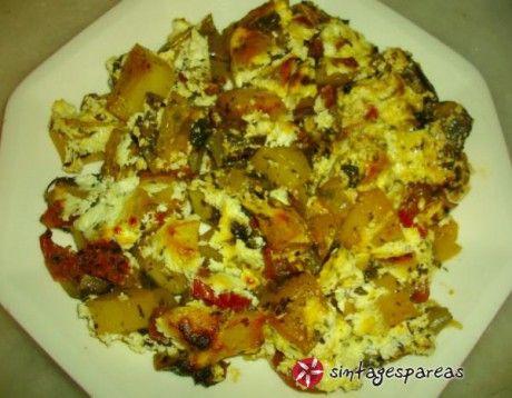 Λαχανικά φούρνου με κρέμα φέτας, νόστιμο και ελαφρύ πιάτο που ενδείκνυται για χορτοφαγία ή περιόδους νηστείας αν αφαιρέσετε την κρέμα φέτας από τα υλικά. Επιδέχεται παραλλαγών, ανάλογα με το γούστο σας.