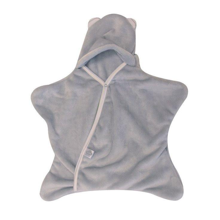 Star Wrap - Grey/Neutral - Sleeping Bag - Baby Belle