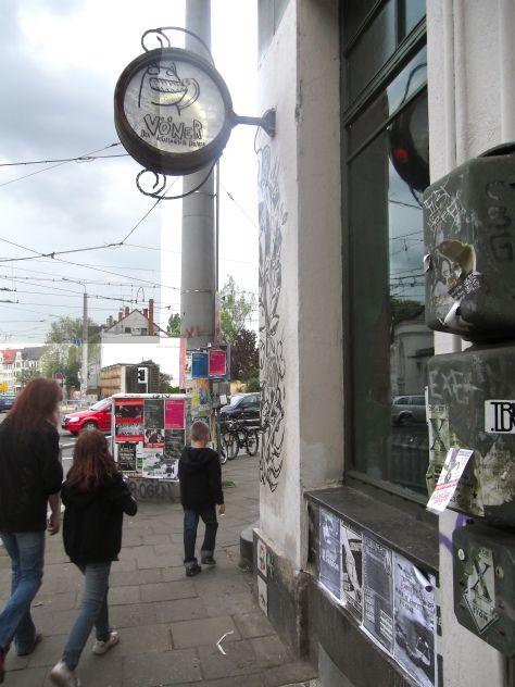 Vleischerei, Zschochersche Straße, Plagwitz