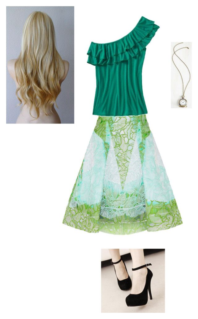"""""""Althea odinson- wednesday outfit"""" by oh0601 on Polyvore featuring Peter Pilotto and Old Navy"""