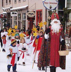 Georgetown Christmas Market (December)