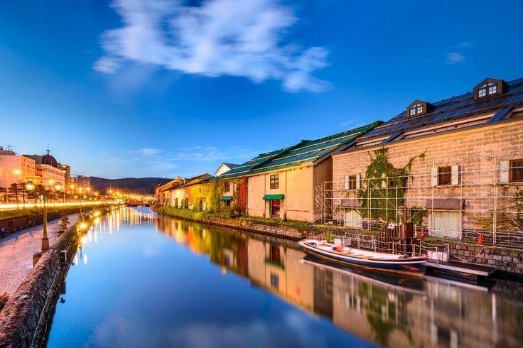 Otaru Canal in Otaru Hokkaido Japan. #otaru #hokkaido  #canal #landscape #breathtaking #traveljapan #instatravel #travelgram #japantourism #beautiful #beautifuljapan #beautifulview #iacetravel #asia #japaneselandscape #instago #view #adventure #explore #小樽運河 #北海道 #小樽 #運河 #일본여행 #북해도 #호카이도