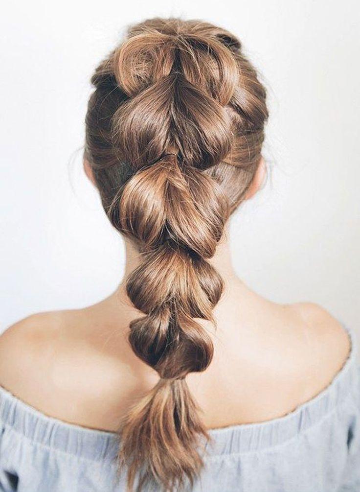 6 snabba frisyrer perfekta för lata sommardagar