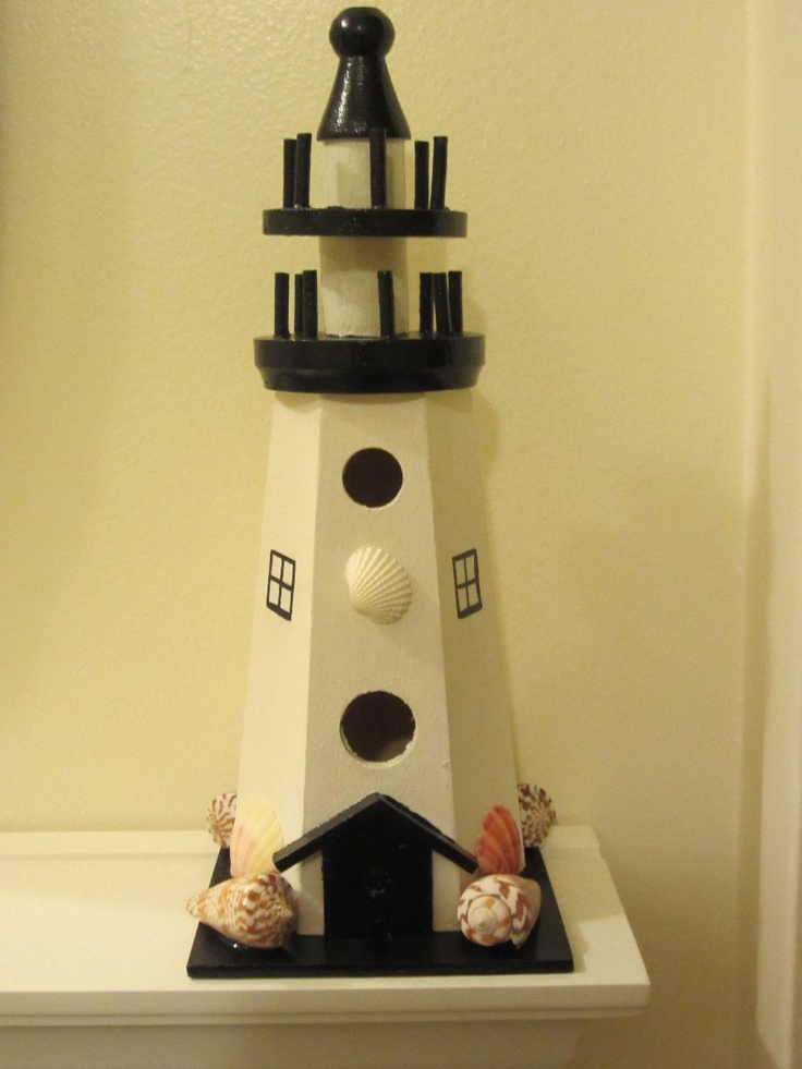 Charmant Lighthouse I Painted And Decorated