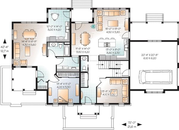 Wonderful Income Suite House Plans Ideas - Best inspiration home ...