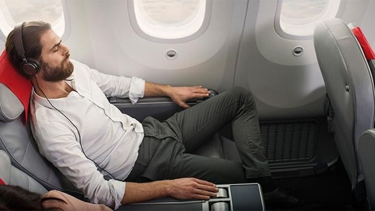 Which airline is number one for premium economy?