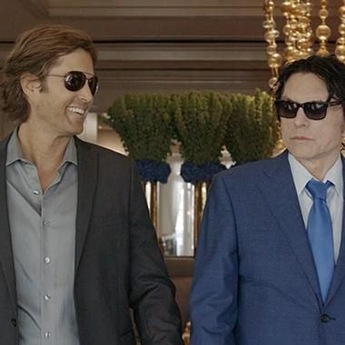 Movies: The Room's Tommy Wiseau and Greg Sestero reunite for new film