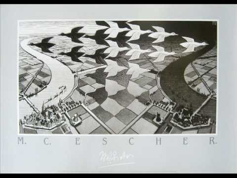 ▶ The Amazing Art of MC Escher - YouTube