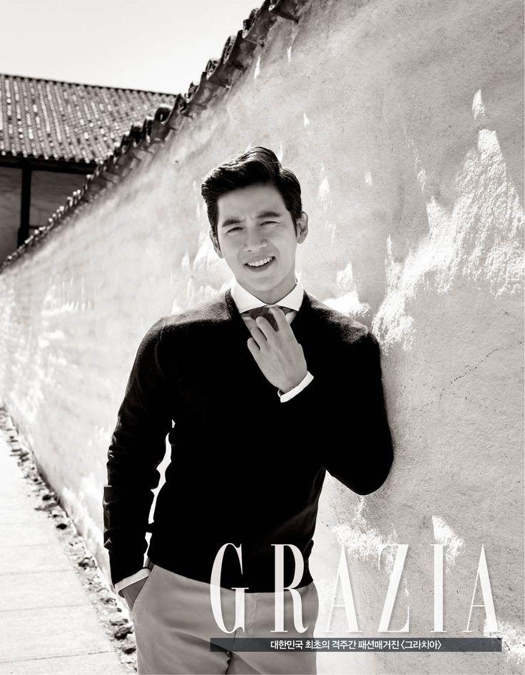 Go Soo - Grazia Magazine November Issue '13