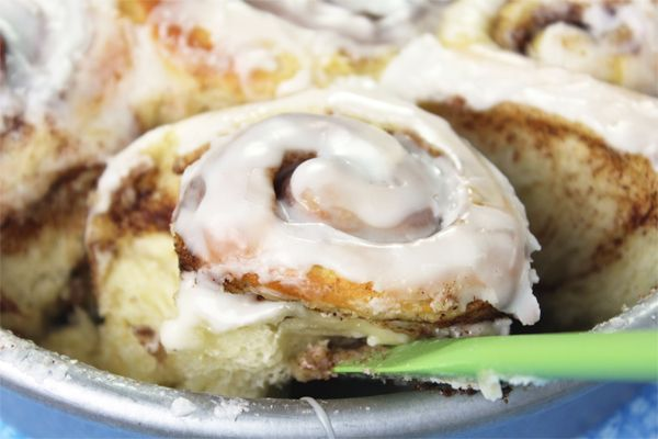 Homemade Cinnamon Rolls - Jenny Can Cook
