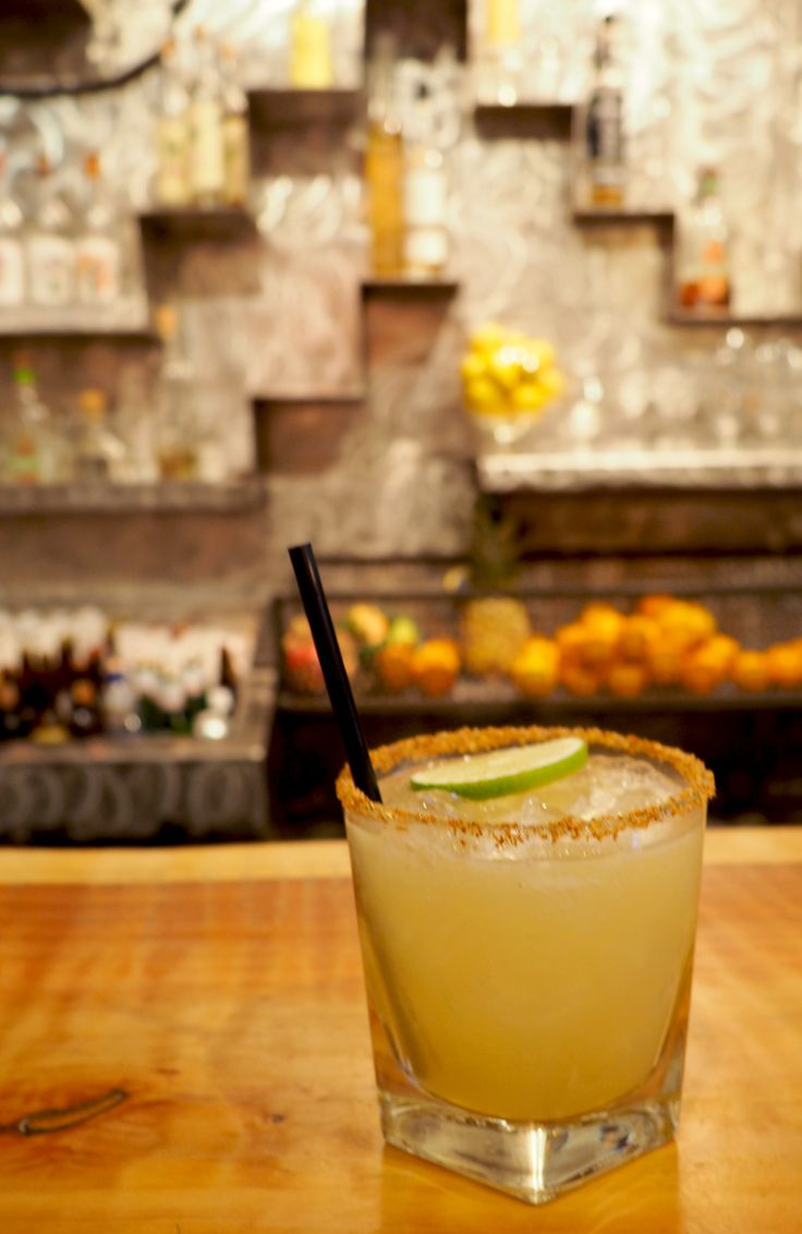 Sipping on margaritas at El Farolito in Healdsburg, CA    Winter in Wine Country | Our Cozy Winter Guide to Healdsburg, CA    Discover why winter is the best time to visit Wine Country with this guide to all the events happening this winter plus our favorite places to eat and drink in the winter!  #healdsburg #winter #winecountry #california