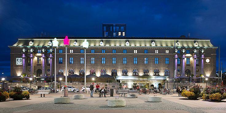 Clarion Hotel Post, Gothenburg, Sweden | Semrén & Månsson