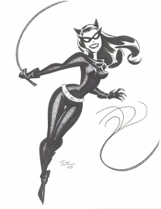 Pin By Mad Duck Posters On Art Of Bruce Timm With Images Bruce Timm Batman Cartoon Cartoon Coloring Pages