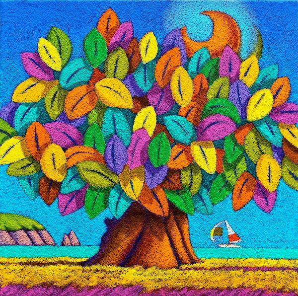 albero della felicità
