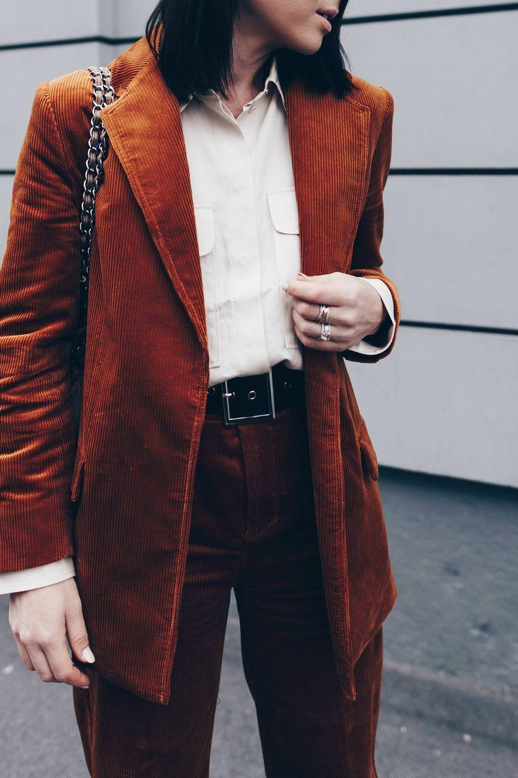 Business Style: Mein warmes Büro Outfit für Herbst und Winter!