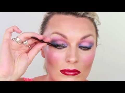 ▶ Dolly Parton Makeup Tutorial - YouTube                                                                                                                                                                                 More