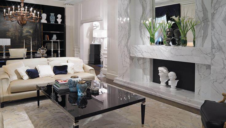 Luxury Living Showroom: collezioni d'interni per fashion brands