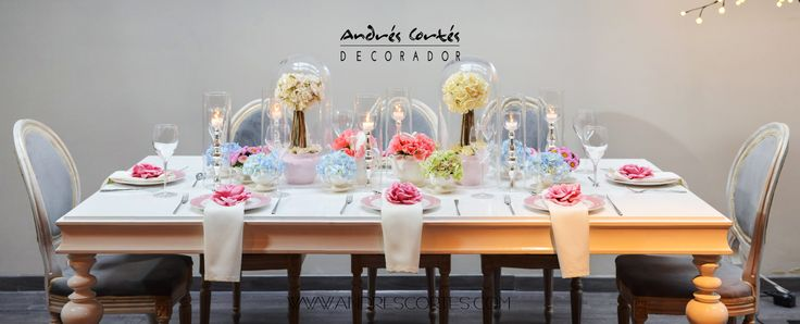 #andrescortes #TableInspiration #Flowers #Bodas #WeddingIdeas