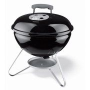 "Weber 14"" Smokey Joe Charcoal Grill, Black - Walmart.com"