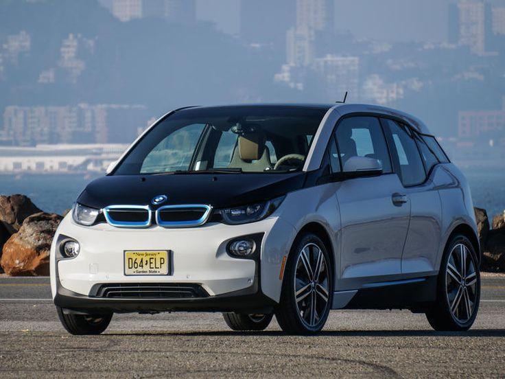 Te mostramos todos los ángulos del i3 de BMW, un vehículo eléctrico que parece más un dispositivo móvil que un auto compacto. - Página 1