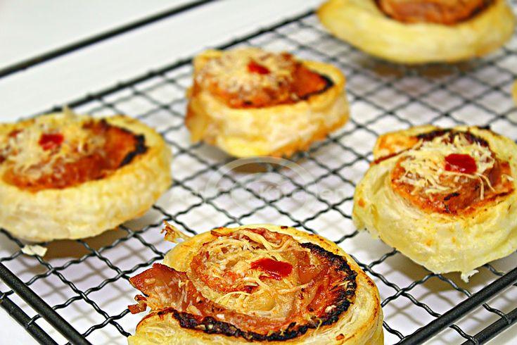 Reteta cuiburi de pizza - Pizza nests Adygio Kitchen #adygio #pizza
