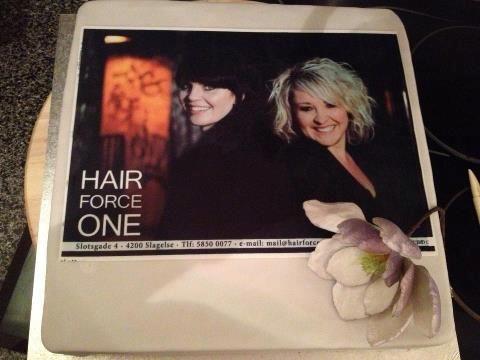 Hair force one cake
