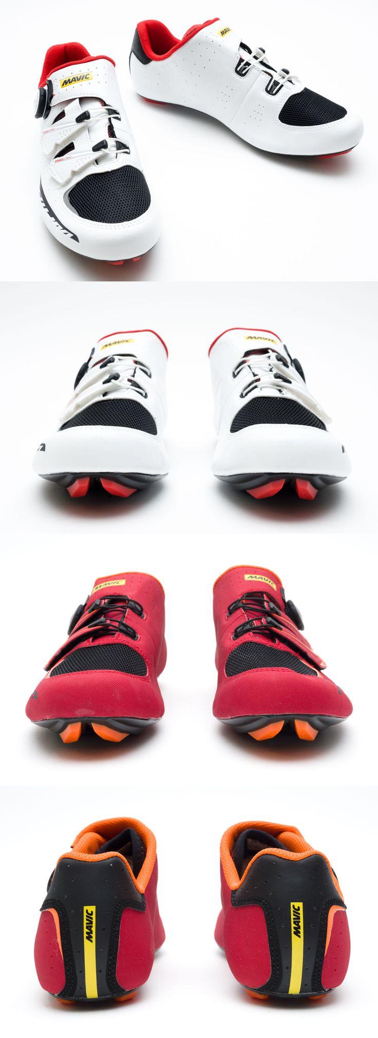 Men 158986: Mavic Ksyrium Pro Ii Men Carbon Road Bike Shoes 3 Bolt Cleat Eu 42 2 3 Us 9 New -> BUY IT NOW ONLY: $74.95 on eBay!