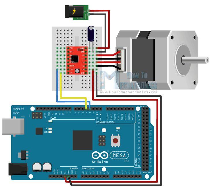 Best 25 Stepper Motor Arduino Ideas On Pinterest