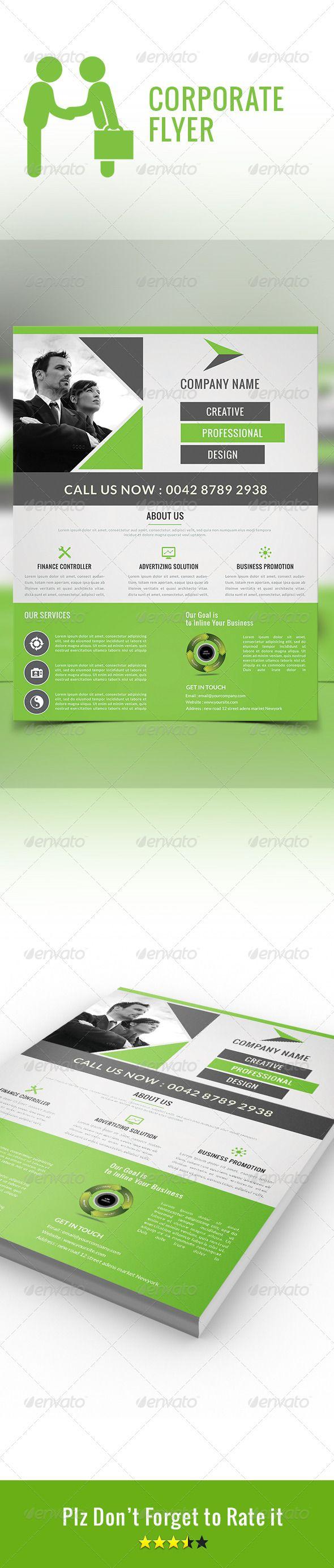 Corporate Business Multipurpose Flyer Template