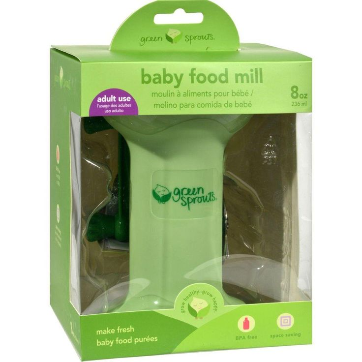 Green Sprouts: Baby Food Mill