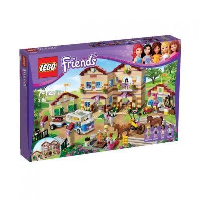 Lego Friends Grosser Reiterhof 3185