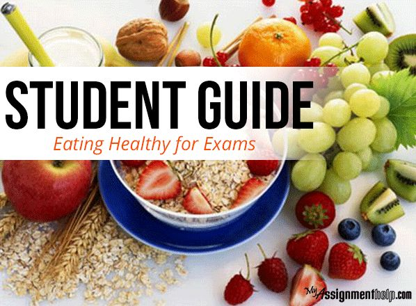 Let's start with an interesting statistic - a recent survey noted that about 32 percent of college students suffer from some sort of eating disorder. Most of the college students find it tough to ma
