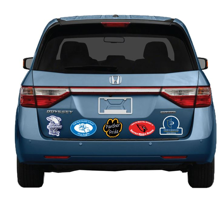 Custom Car Magnets For Your School Or OrganizationGreat Pricing - Make a custom car magnet