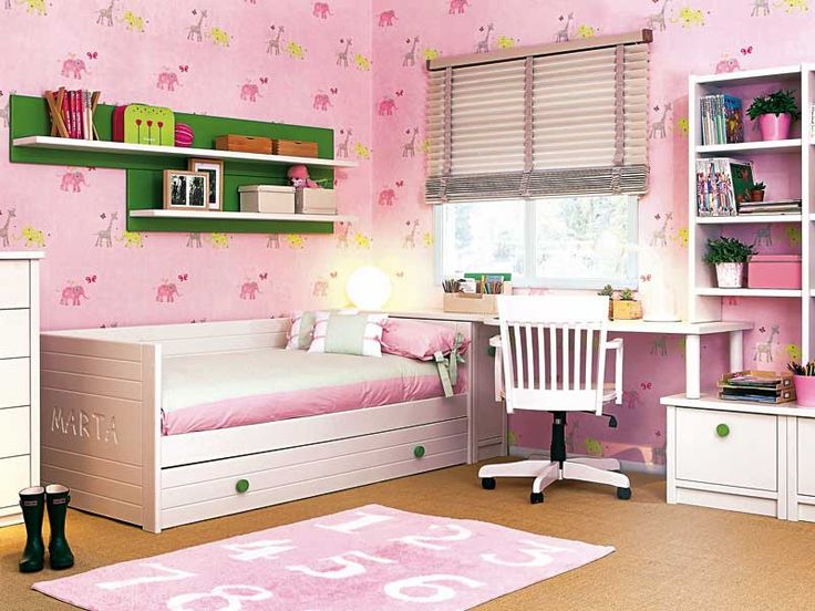 445 best images about habitaciones infantiles on for Decoracion de interiores habitaciones
