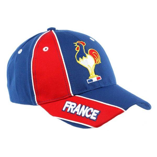 Casquette France Coq Gaulois casquette #euro2016 #bonplan sur votre boutique Hatshowroom.com