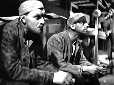 Болотные солдаты (фильм)— 1938 (Лагерь на болоте.  Вальтер). Советские ...