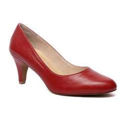 Rita dress in red
