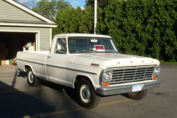 67 ford f100 | 1967-Ford-F100.jpg