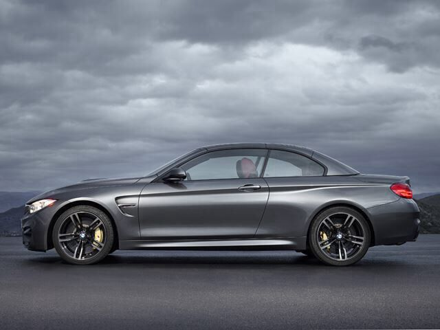 Set to have its global debut at the New York Auto Show in just a couple weeks' time, the new BMW M4 Convertible has had its online unveiling. What do you think? | Coming soon to Ridgeway BMW.