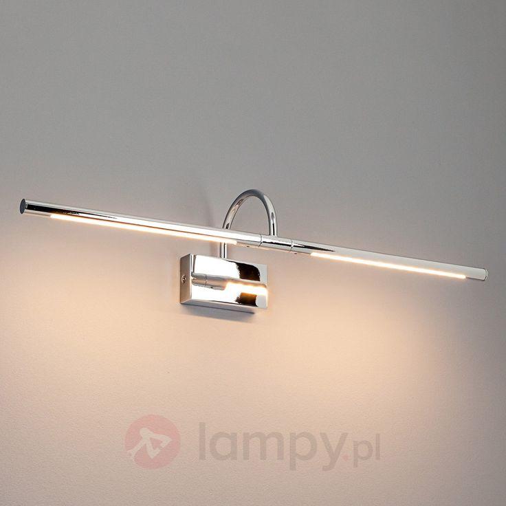 Lampa do podśw. obrazów LED Armando w bł. chromie 9980026