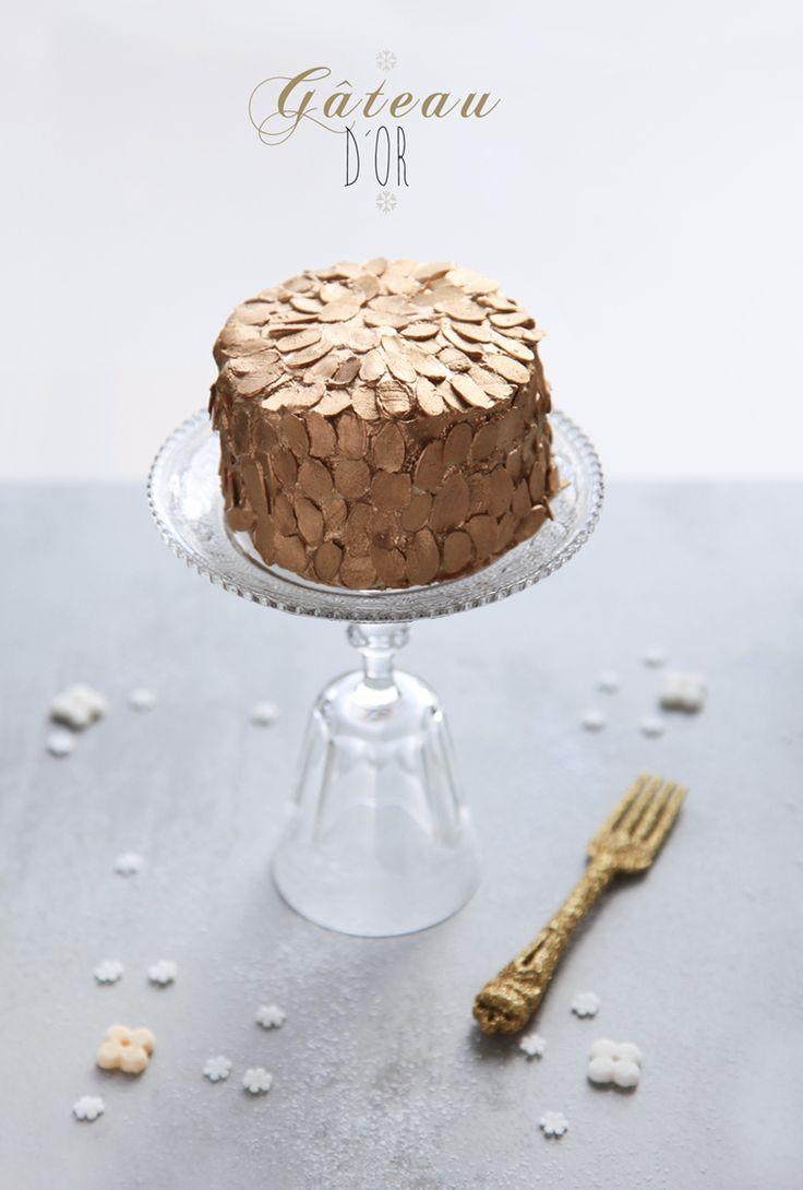 {23} Gâteau d'or