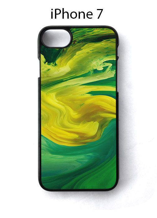 Colorful Green Yellow iPhone 7 Case Cover - Cases, Covers & Skins