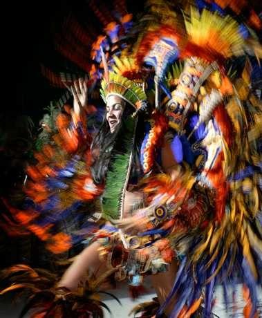 parte do Brasil que a gente esquece.. lindo! Boi Bumba - Caprichoso and Garantido  www.ExploringLifestyles.com