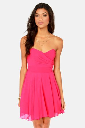 211 best images about Gorgeous Pink Dresses! on Pinterest ...