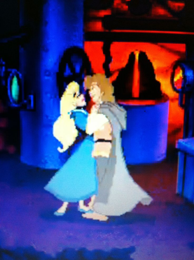 Rosella and Edgar in King's Quest VII | For the Love of ...  Rosella Kings Quest