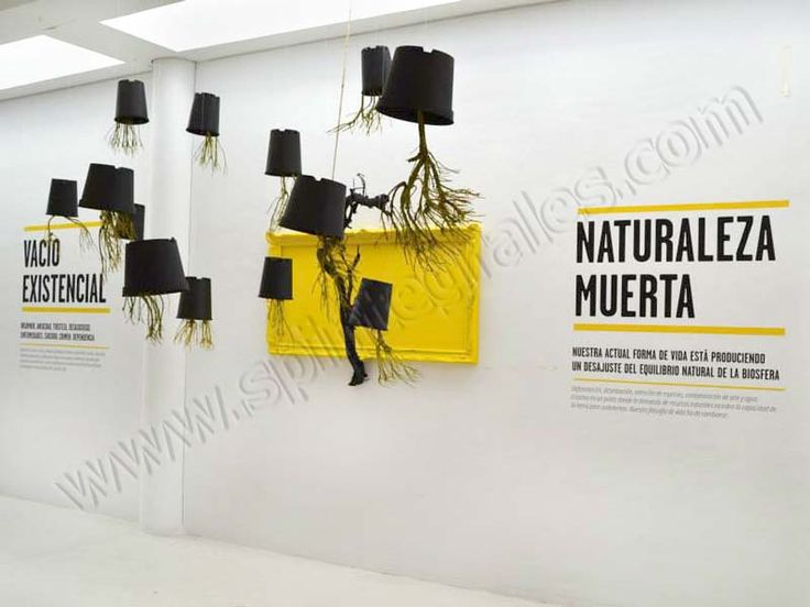 Carteles con vinilo de pared